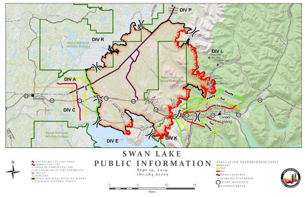 Public Information Map - Sept. 19, 2019