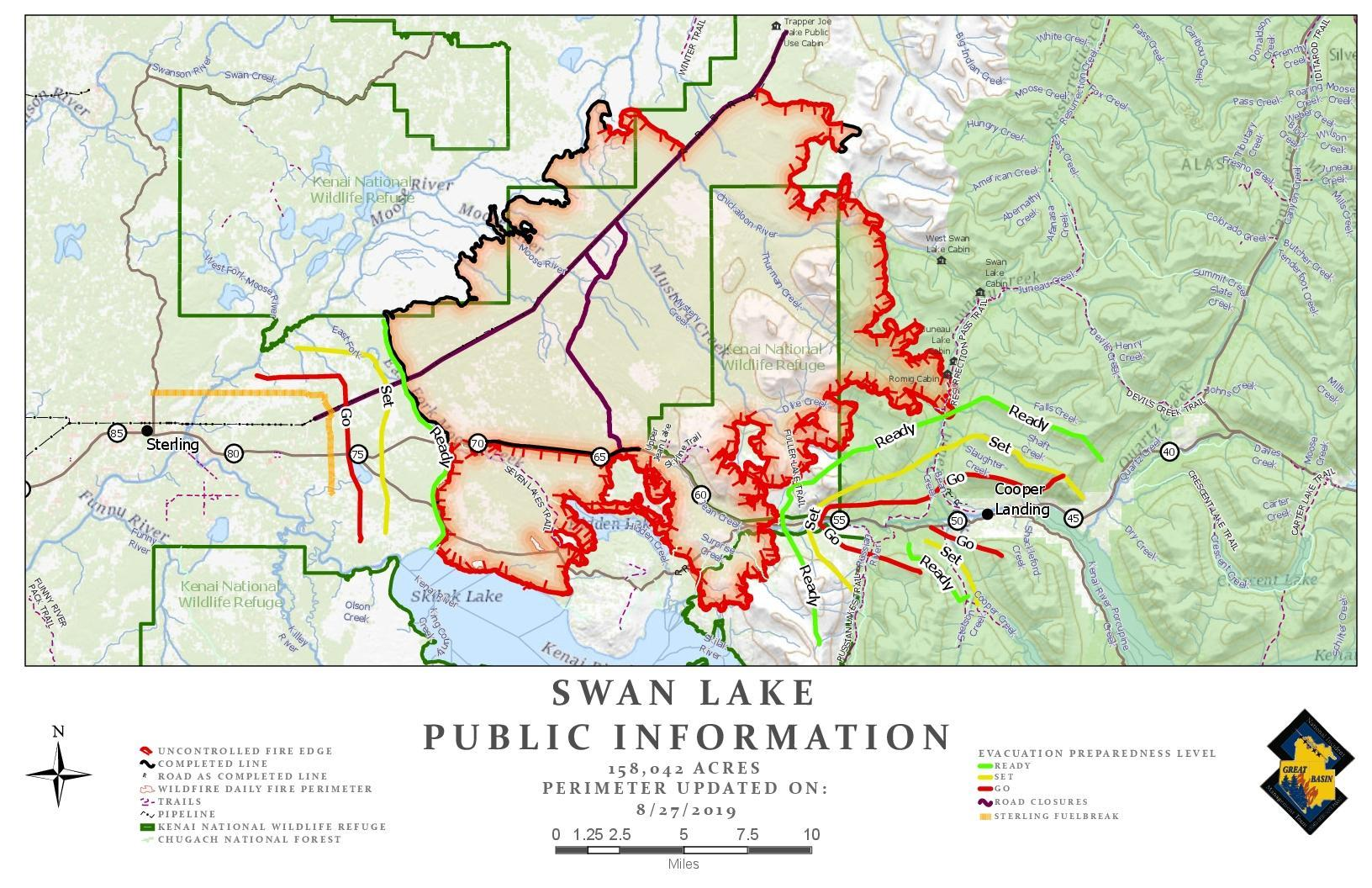 Updated PIO Map Tuesday August 27