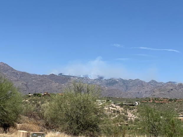 North of Catalina Foothills