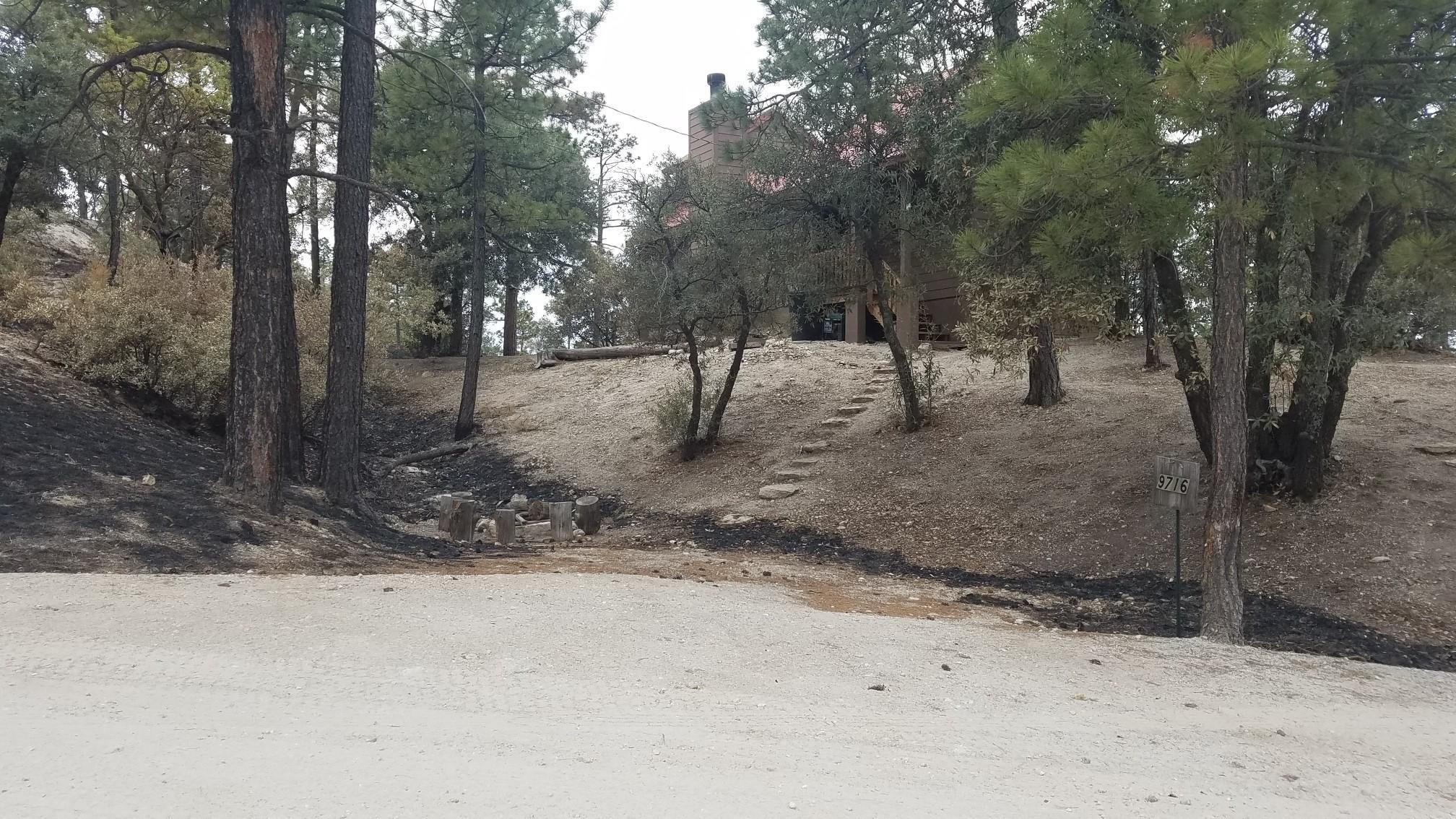 saved home in willow canyon