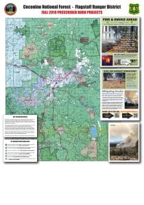 Flagstaff RX burn poster picture format