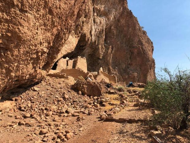 Structure Protection at Tonto National Monument