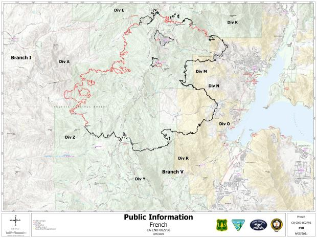 9_5_2021 PIO Map French Fire