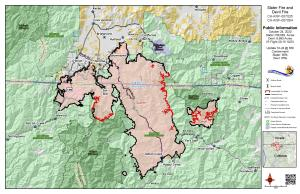 Slater and Devil Fires Public Map 10-24-2020