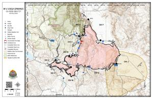 W-5 Cold Springs Fire Final Public Info Map 9/7/20