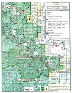 South Fire Closure Order 14-19-07 October 2, 2019