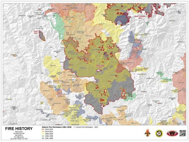 Image of the Fire History Map for 09.18.21