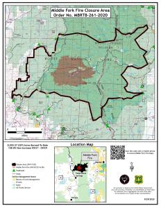 9-30-2020 Middle Fork Fire updated map
