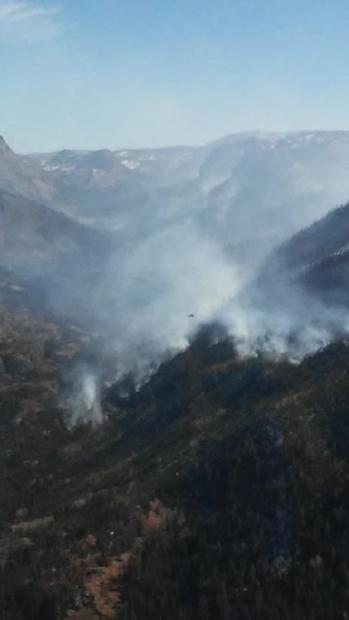 Air Attack Photo of Middle Fork 1