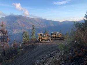 Suppression Repair on the 620 Road