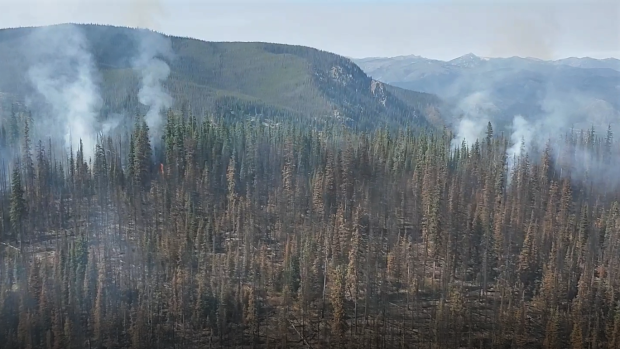 Marion Fire2 on 9/4/2020