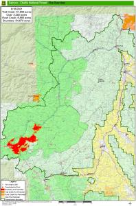 Fire Overview Map Sept 16