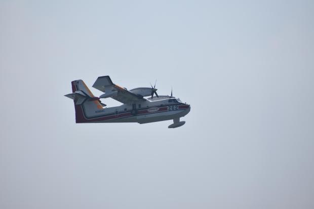 Photo of Tail N386AC Scooper.