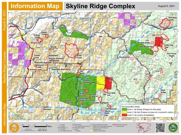 Information Map 8/9/21