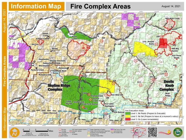 Information map 8/14