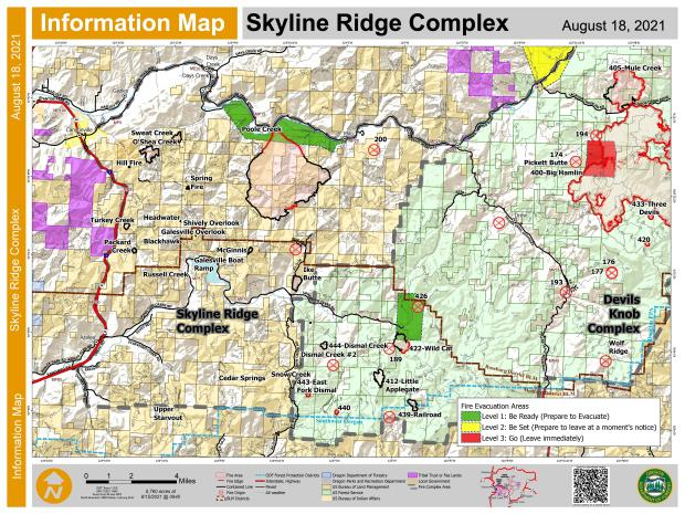 Information Map 8/18