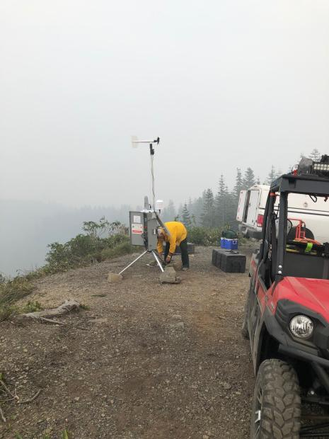 Remote Automated Weather Stations -RiversideFire