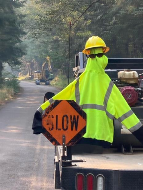 Slow your roll with Slow Jacket Flagger