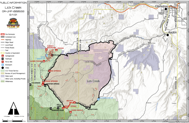 Updated PIO Map August 4, 2021